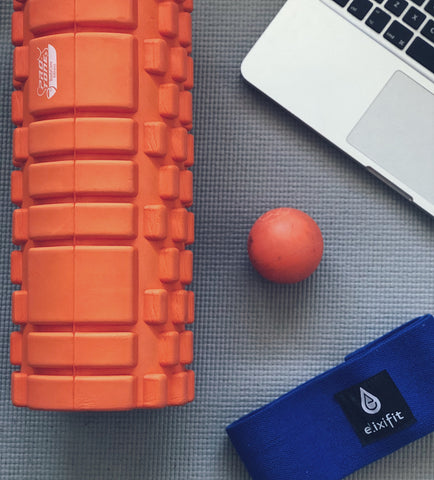 Foam Roller Recovery Routine | Neat Nutrition