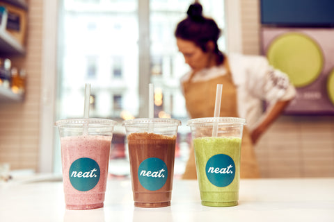 Shakes at The Neat Cafe | Neat Nutrition. Clean, Simple, No-Nonsense.