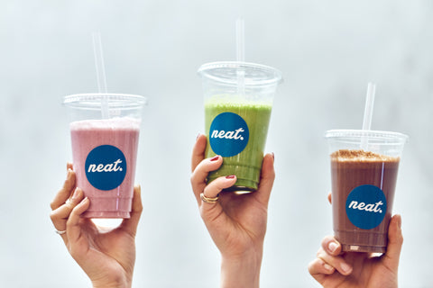 Neat Nutrition Smoothies  | Neat Nutrition. Clean, Simple, No-Nonsense.