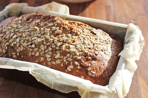 Protein Banana Bread | Neat Nutrition. Clean, Simple, No-Nonsense.