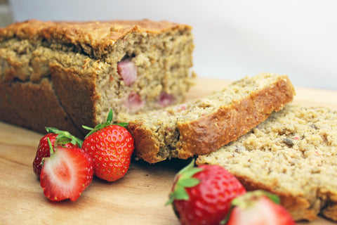 Berry Protein Bread Recipe | Neat Nutrition. Clean, Simple, No-Nonsense.