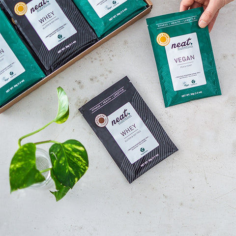 Neat 2.0 | Neat Nutrition. Active Nutrition, Reimagined For You.