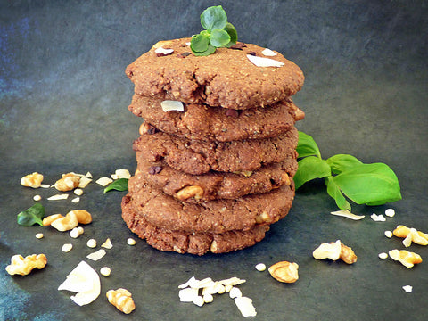 Coconut Protein Cookies Recipe | Neat Nutrition. Clean, Simple, No-Nonsense.