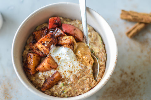 Apple Pie Oats Recipe | Neat Nutrition. Clean, Simple, No-Nonsense Protein.