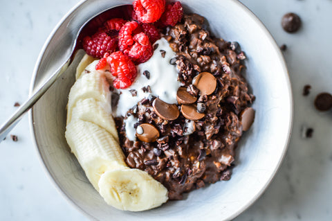 Ultimate Chocolate Oats Recipe | Neat Nutrition. Active Nutrition, Reimagined For You.