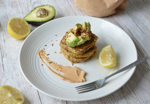 Quinoa Fritters Recipe | Neat Nutrition. Clean, Simple, No-Nonsense Protein.