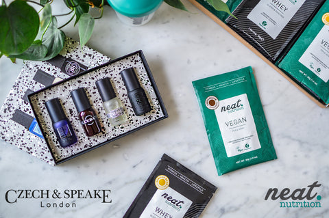 Your Guide To Grooming On The Go | Neat Nutrition. Active Nutrition, Reimagined For You.