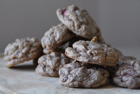 Raspberry Kiss Protein Cookie Recipe | Neat Nutrition. Clean, Simple, No-Nonsense.