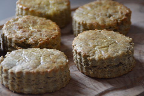 Protein Scones Recipe | Neat Nutrition. Clean, Simple, No-Nonsense.