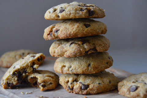 Chocolate Chip Cookie Recipe   Neat Nutrition. Clean, Simple, No-Nonsense.