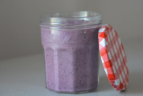 Blueberry Protein Shake Recipe | Neat Nutrition. Clean, Simple, No-Nonsense.
