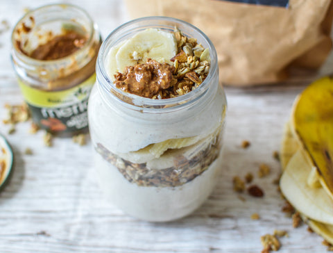 Banana Protein Pudding Recipe | Neat Nutrition. Clean, Simple, No-Nonsense Protein.