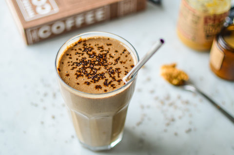 PB Espresso Smoothie Recipe | Neat Nutrition. Active Nutrition, Reimagined For You.