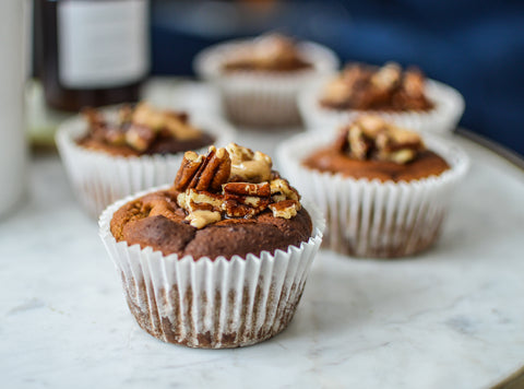 Pumpkin Muffin Recipe | Neat Nutrition. Protein Powder Subscriptions.