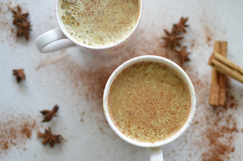 Turmeric Protein Latte Recipe | Neat Nutrition. Clean, Simple, No-Nonsense.