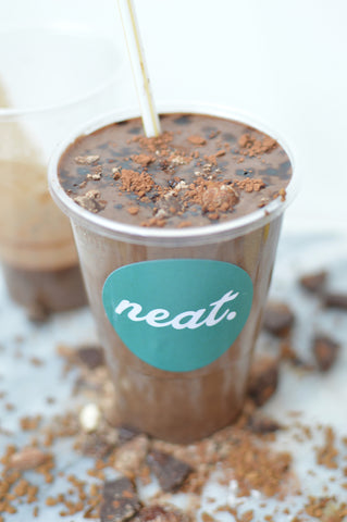 Choca Mocha Shake Recipe | Neat Nutrition. Clean, Simple, No-Nonsense.
