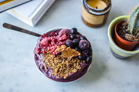 Acai Protein Smoothie Bowl Recipe | Neat Nutrition. Active Nutrition, Reimagined For You.