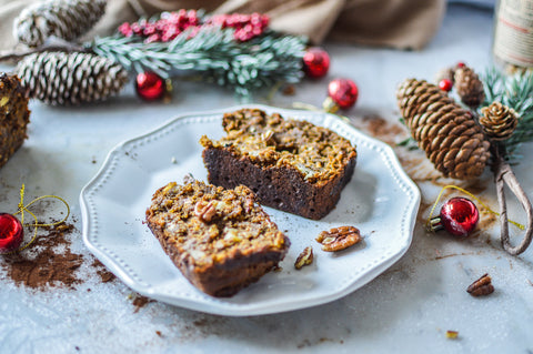 Gingerbread Banana Bread Recipe | Neat Nutrition. Clean, Simple, No-Nonsense Protein.
