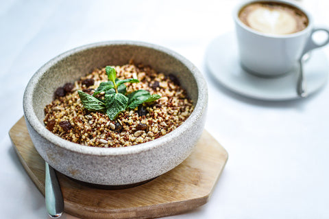 Vegan Quinoa Breakfast Bowl | Neat Nutrition. Active Nutrition, Reimagined For You.