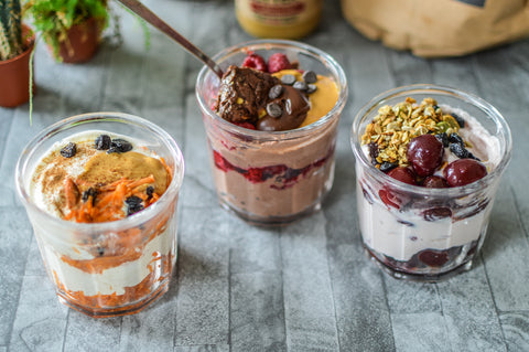 Desk-Fast Yoghurt Jars | Neat Nutrition. Active Nutrition, Reimagined For You.