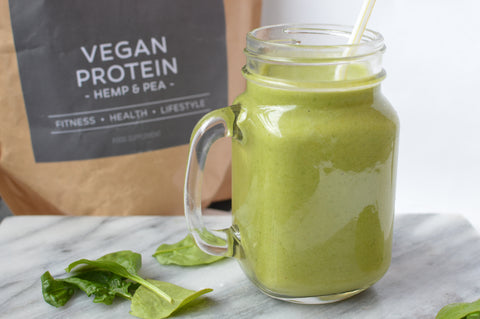 Selasi's Green Goblin Shake Recipe | Neat Nutrition. Clean, Simple, No-Nonsense.