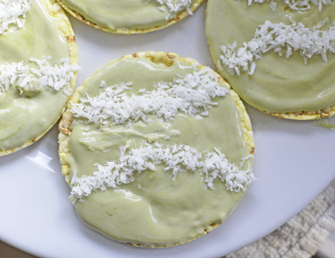 Centre Court Corn Cake Recipe | Neat Nutrition. Clean, Simple, No-Nonsense.