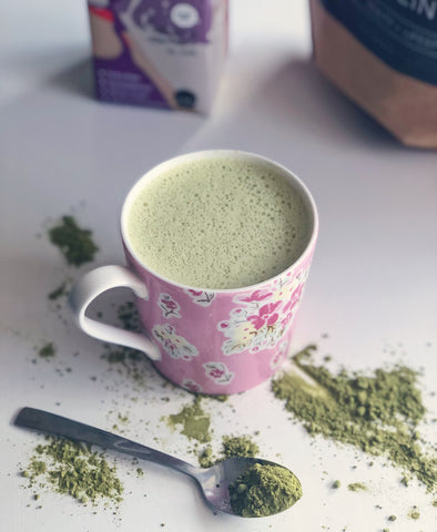 Protein Matcha Latte Recipe | Neat Nutrition. Clean, Simple, No-Nonsense.