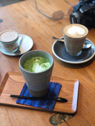 Matcha Latte Kyoto Japan | Neat Nutrition. Clean, Simple, No-Nonsense.