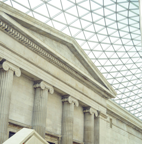 The British Museum LDN | Neat Nutrition. Clean, Simple, No-Nonsense.