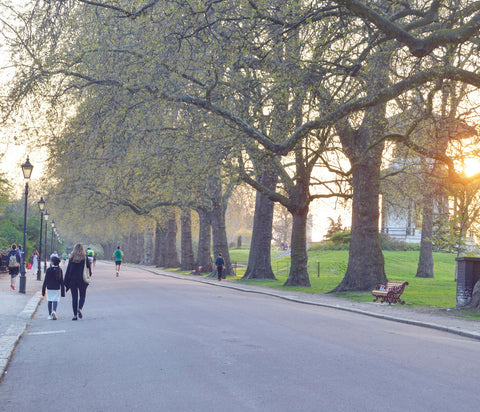 Battersea Park: Walk | Neat Nutrition. Clean, Simple, No-Nonsense.