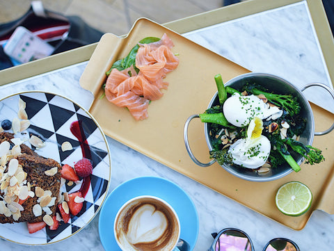 Timmy Green Brunch London | Neat Nutrition. Clean, Simple, No-Nonsense.