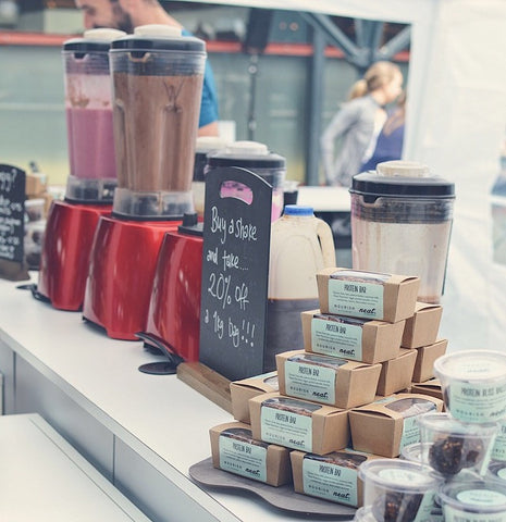 Neat Cafe lululemon Sweatlife Festive Smoothie Bar | Neat Nutrition. Clean, Simple, No-Nonsense.