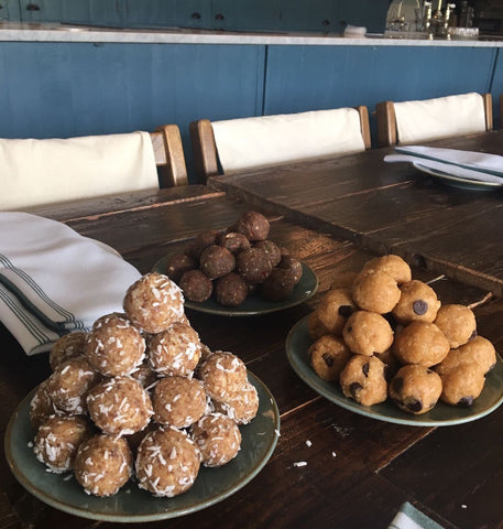 Protein Balls at Soho Farmhouse | Neat Nutrition. Clean, Simple, No-Nonsense.