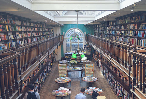 Daunt Books LDN | Neat Nutrition. Clean, Simple, No-Nonsense.