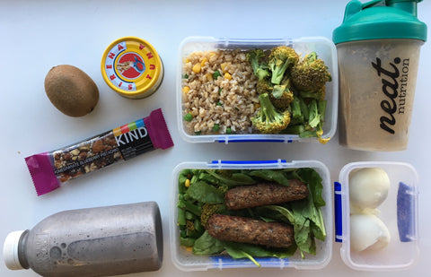 Katie Morgan's Guide To Meal Prep | Neat Nutrition. Clean, Simple, No-Nonsense Protein.