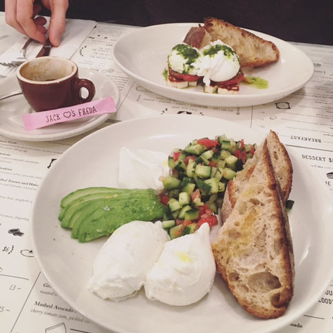 Jack's Wife Freda NYC brunch | Neat Nutrition. Clean, Simple, No-Nonsense.