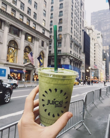Juice Press NYC Travel Guide | Neat Nutrition. Clean, Simple, No-Nonsense.