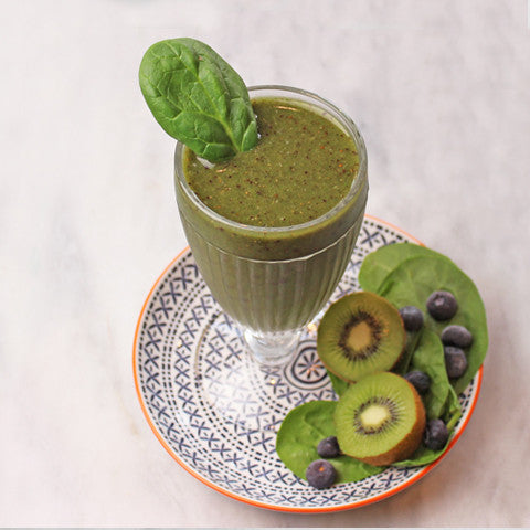 Kiwi & Wheatgrass Shake  | Neat Nutrition. Clean, Simple, No-Nonsense.
