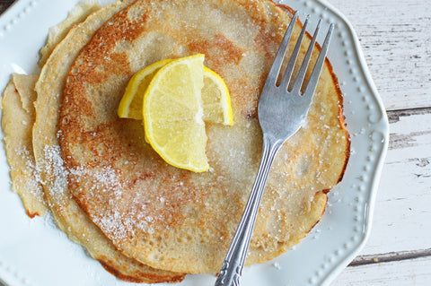 Sweet Buckwheat Crepes Recipe | Neat Nutrition. Clean, Simple, No-Nonsense.