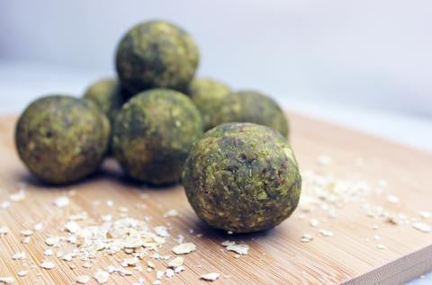 Game, Set & Matcha Protein Ball Recipe | Neat Nutrition. Clean, Simple, No-Nonsense.