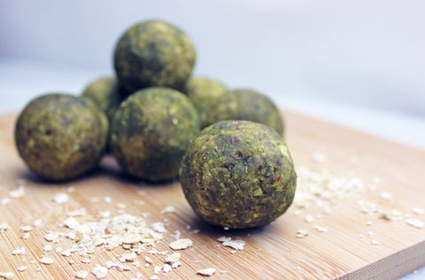 Matcha Protein Balls Recipe | Neat Nutrition. Clean, Simple, No-Nonsense.