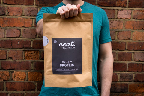 What Is Whey Protein? | Neat Nutrition. Clean, Simple, No-Nonsense Protein.