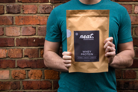 Neat Nutrition Whey Protein | Neat Nutrition. Clean, Simple, No-Nonsense Protein.