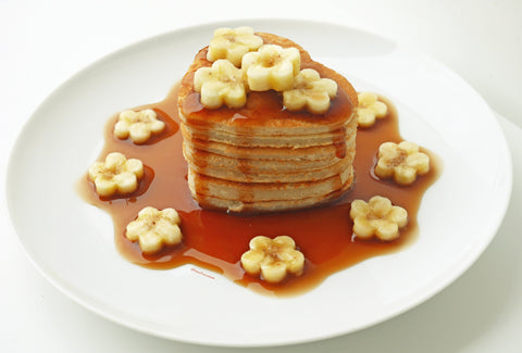 Protein Love Pancake Stack Recipe | Neat Nutrition. Clean, Simple, No-Nonsense.