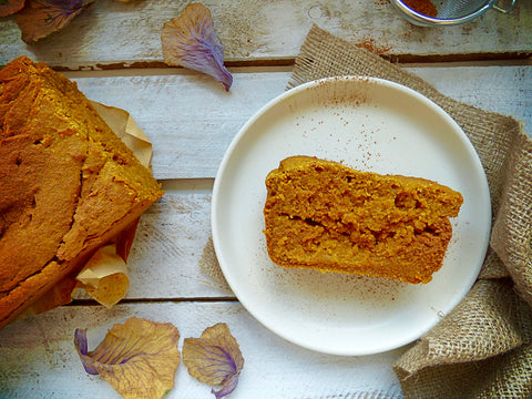 Pumpkin Chai Protein Loaf Recipe | Neat Nutrition. Clean, Simple, No-Nonsense.