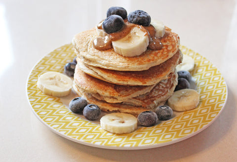 Easy Breezy Protein Pancakes Recipe | Neat Nutrition. Clean, Simple, No-Nonsense.