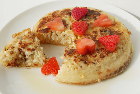 Protein Crumpet Recipe | Neat Nutrition. Clean, Simple, No-Nonsense.