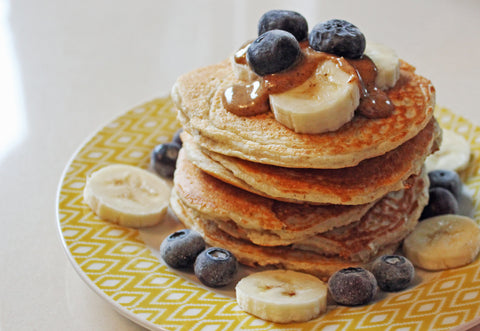 Protein Pancakes Recipe | Neat Nutrition. Clean, Simple, No-Nonsense.