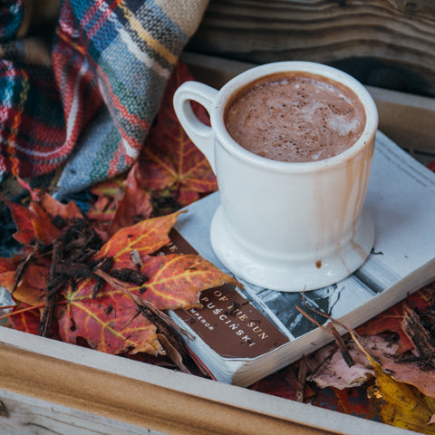 Healthy Hot Chocolate  | Neat Nutrition. Clean, Simple, No-Nonsense.