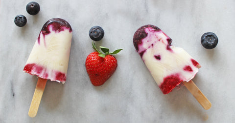 Protein Ice Lollies Recipe | Neat Nutrition. Clean, Simple, No-Nonsense.